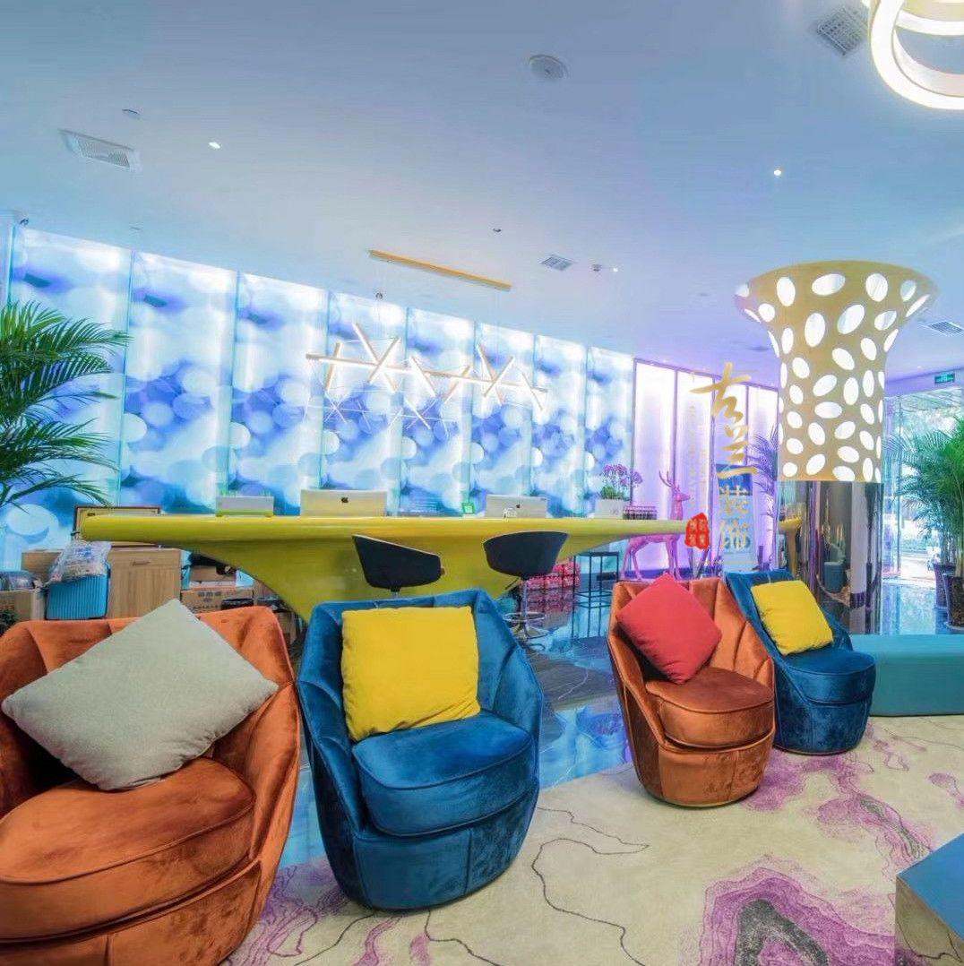 西安专业酒店设计|西安专业酒店装修施工|西安专业精品主题酒店设计-五羊维泰