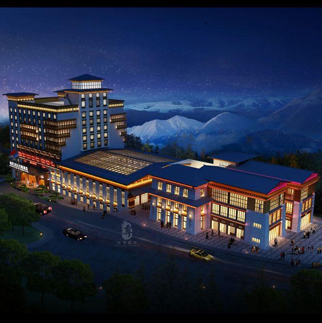 甘孜主题酒店设计,甘孜精品酒店设计公司