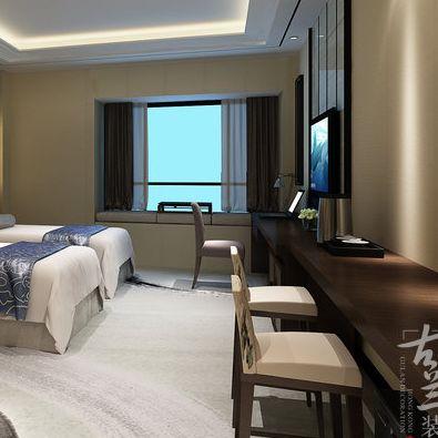 巴中酒店设计-普众禅韵精品酒店
