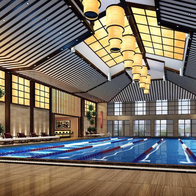 乐山峨眉康养酒店设计|成都专业酒店设计公司|古兰设计