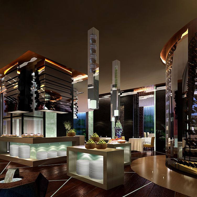 大连酒店设计-东北大厦酒店