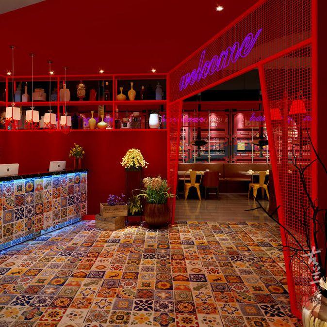 自助餐厅设计|自助餐厅合理规划空间注意环节