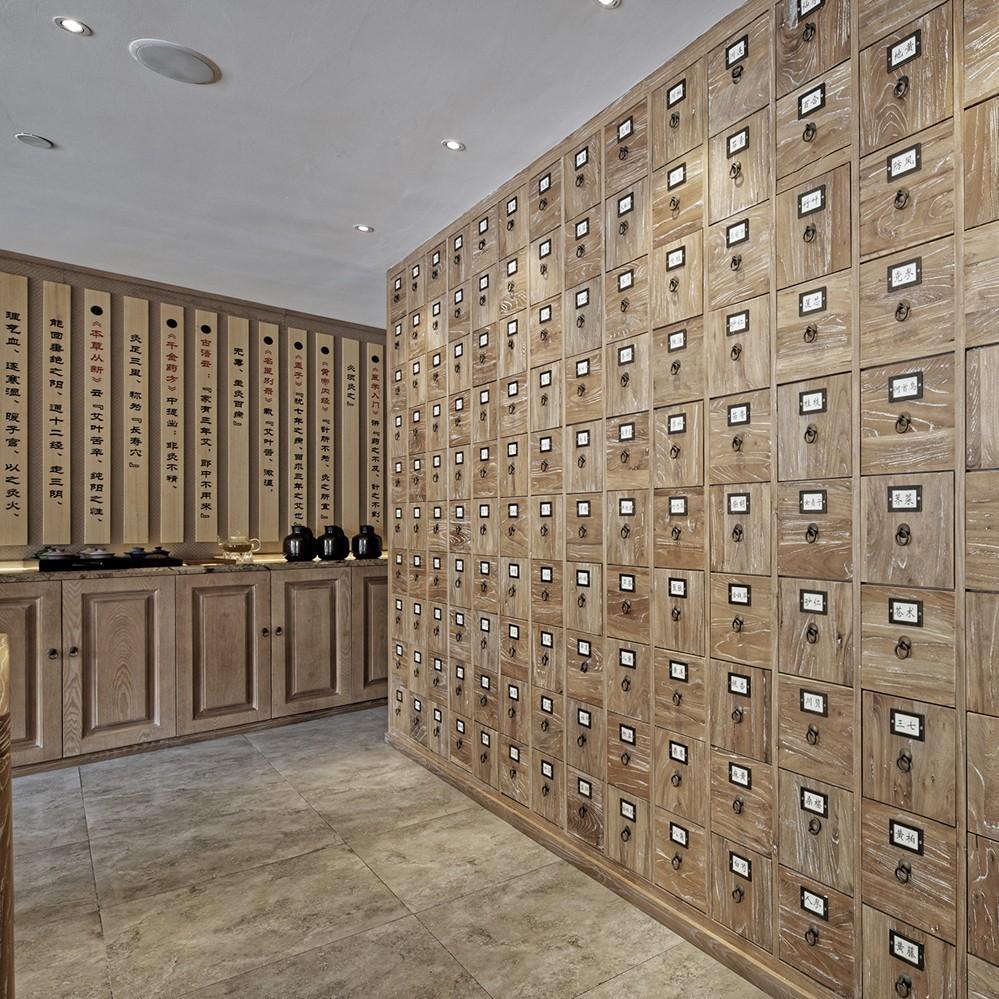 《艾的家园》上海东方博艾江苏路店设计