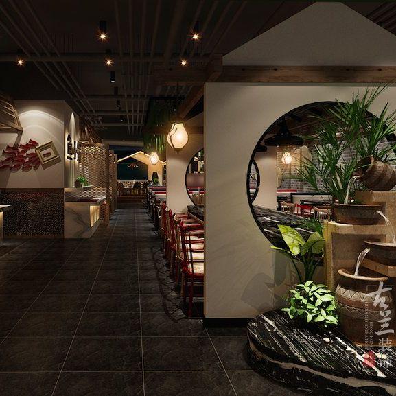 专业自助餐厅施工公司|自助餐厅施工有哪些基本内容?