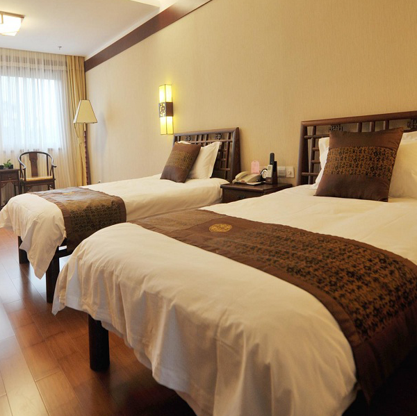 资阳SMY星级酒店设计旨在把酒店装扮成另一个家的感觉