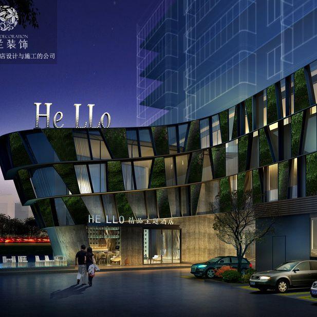 【Hello精品酒店】成都精品酒店设计,成都精品酒店设计公司