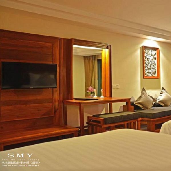 绵阳连锁酒店设计中的关键因素-水木源创