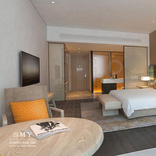 资阳酒店装修建造为什么需要设计师-水木源创