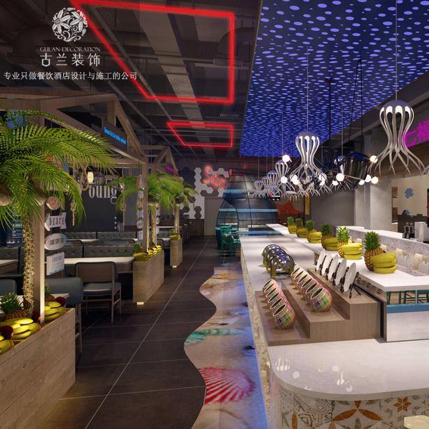 自助餐厅设计公司_浅谈餐厅设计在装修过程中如何控制成本