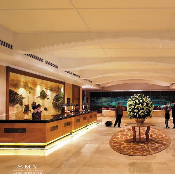泸州商务酒店设计如何制定合理的设计规划-水木源创