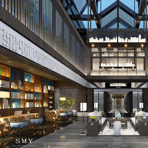 乐山精品酒店德阳SMY酒店装饰设计关于精品酒店的理解