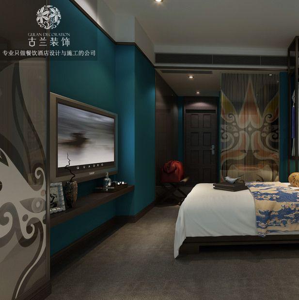 成都主题酒店设计公司_酒店设计的注意细节