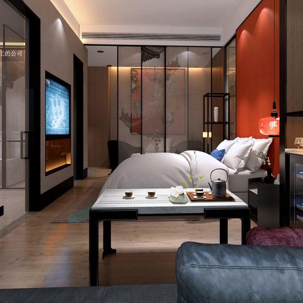 西安酒店设计公司-廷栖居酒店设计项目介绍