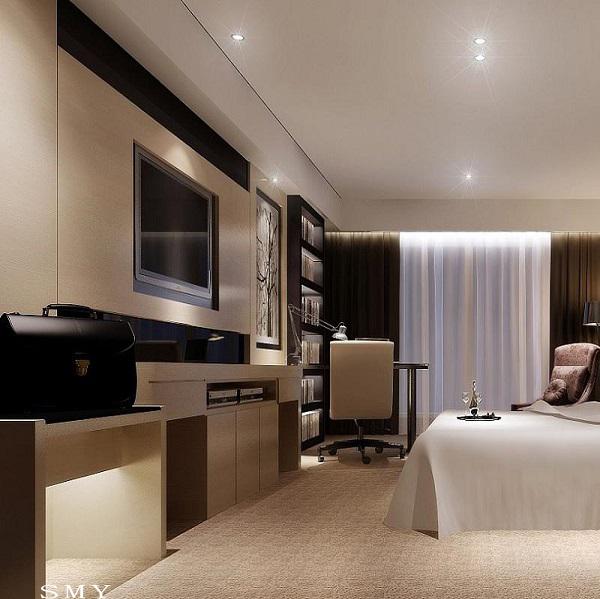 绵阳精品酒店设计需要的是什么?水木源创