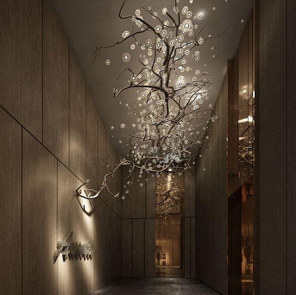 绵阳酒店设计精品酒店设计的表现手法-水木源创