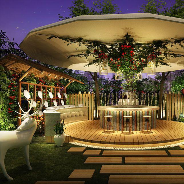 成都餐厅设计-龙泉潮汕牛肉设计项目介绍
