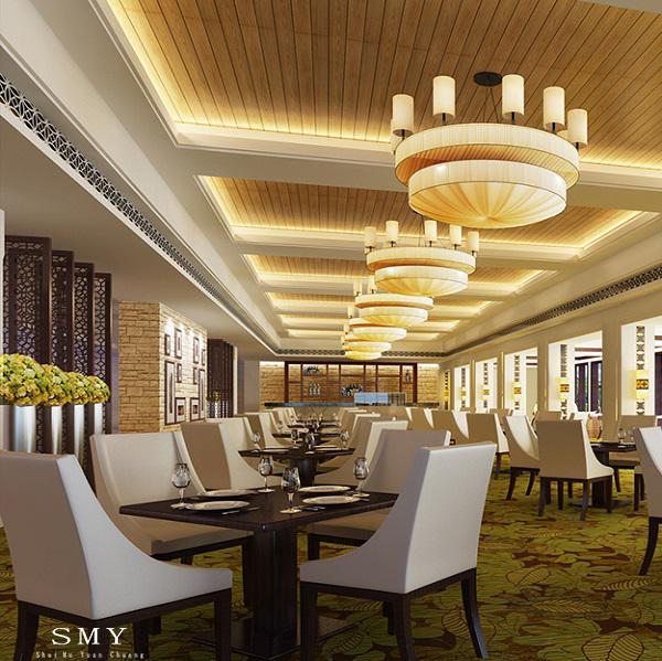 乐山精品酒店设计案例空间设计是如何要求的-水木源创