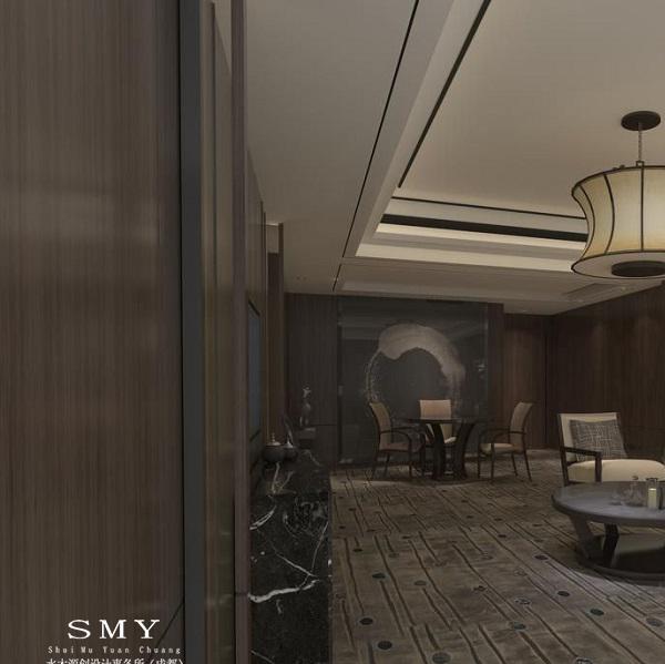 绵阳酒店设计精品酒店的多样化类型-水木源创