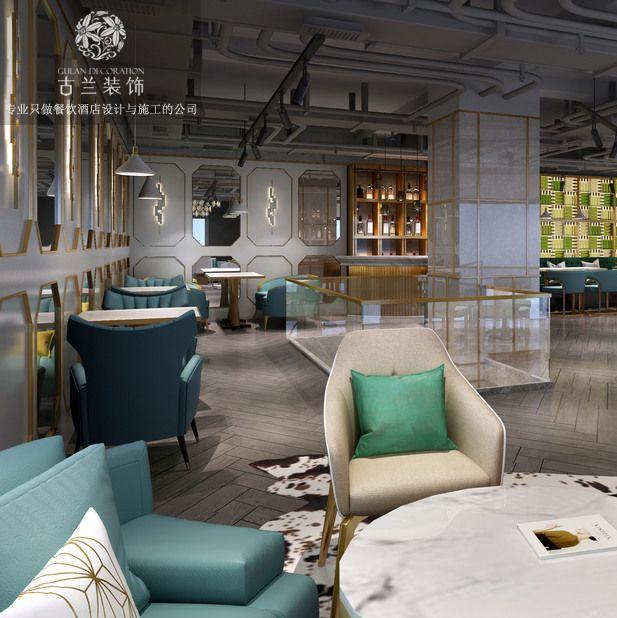 咖啡厅装修公司_咖啡厅室内装修有哪些要点