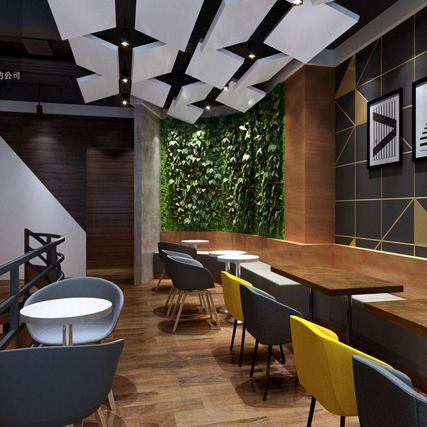 成都咖啡厅设计公司-香月湖咖啡厅二期设计项目赏析