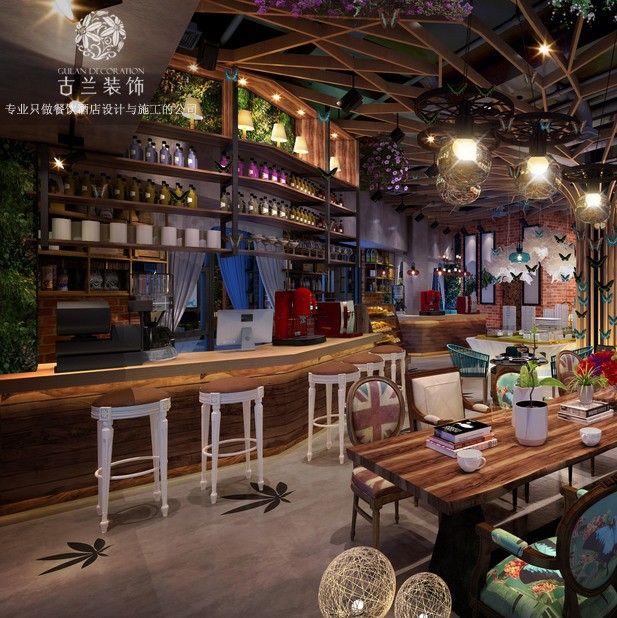 四川咖啡厅设计_人文艺术咖啡厅设计风格