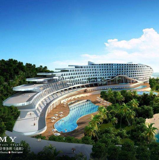 宜宾精品酒店设计之酒店大堂设计的标准-水木源创