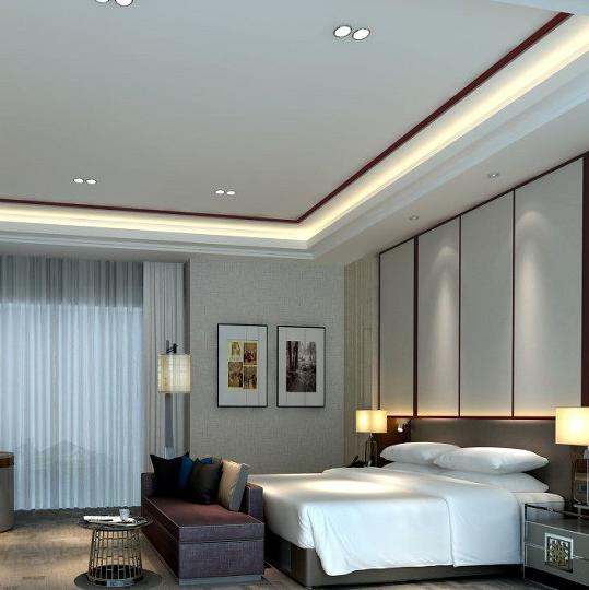泸州星级酒店设计的传统建筑装饰元素-水木源创