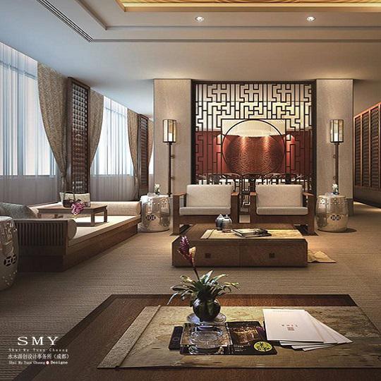绵阳商务酒店设计的舒适环境-水木源创