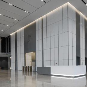 安泰国际广场5A级写字楼设计项目