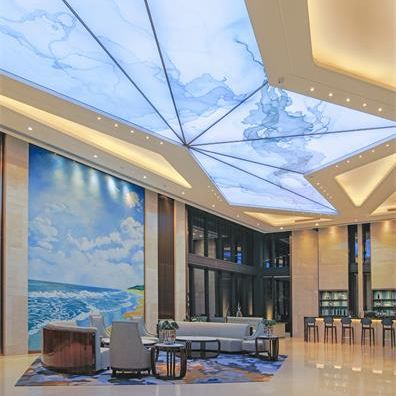 海景花园大酒店设计项目
