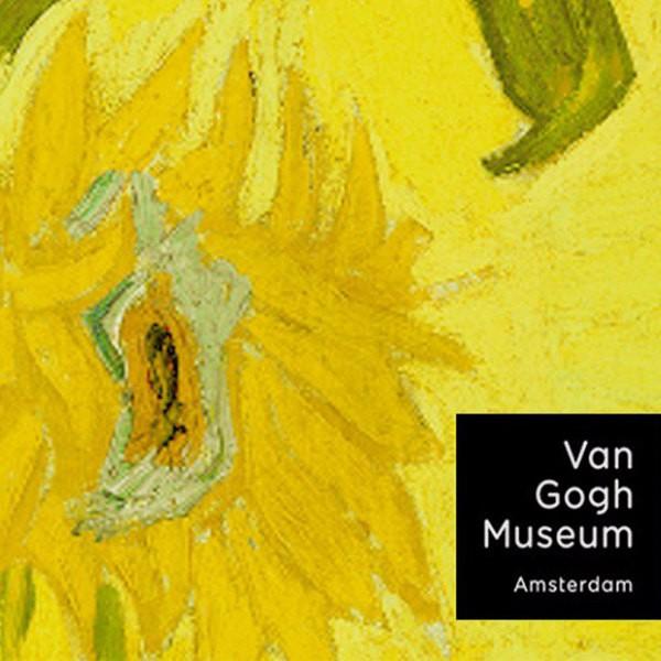 梵高博物馆文创——《向日葵》