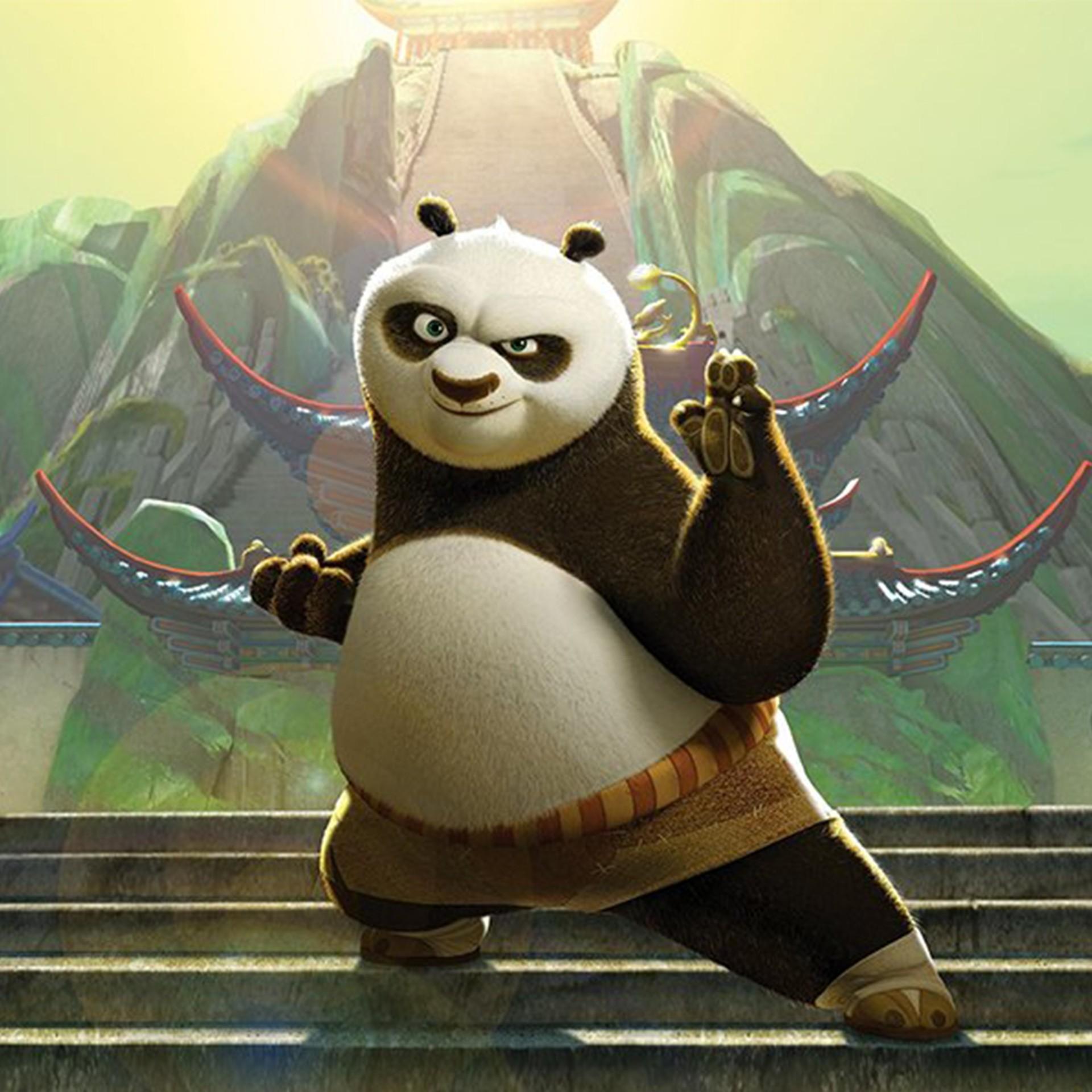 《功夫熊猫》文创衍生品