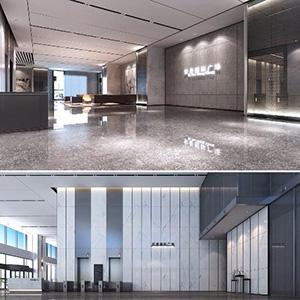 安泰国际大堂设计