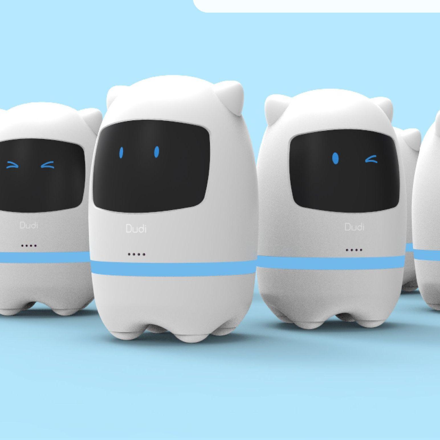 作品集-3 儿童机器人