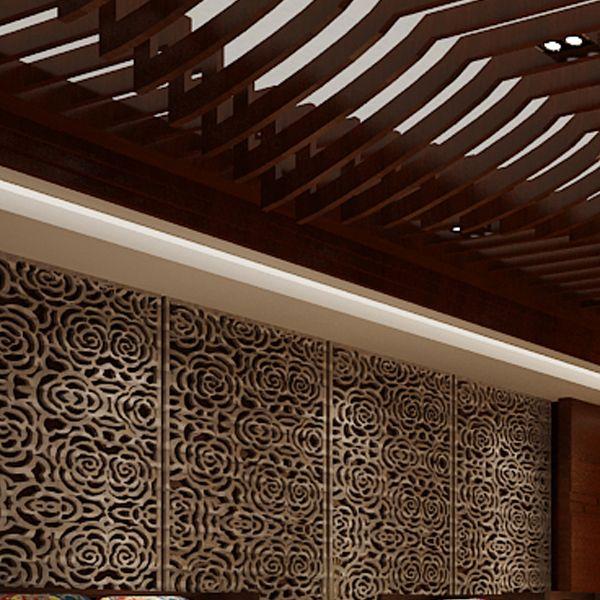 绵阳酒店设计大堂设计很重要-水木源创