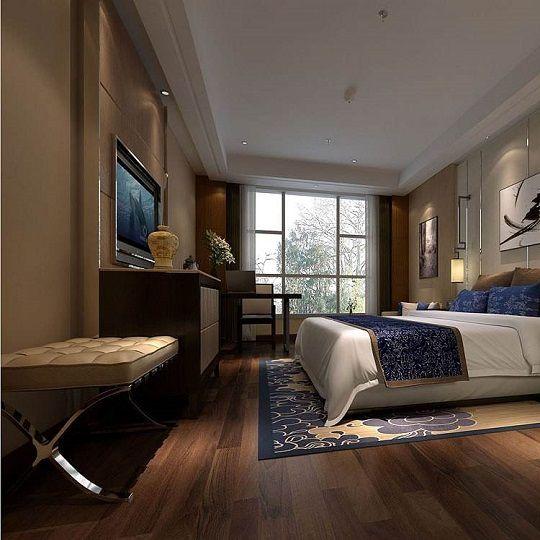 乐山民宿、度假、主题酒店设计东南亚风格水木源创设计