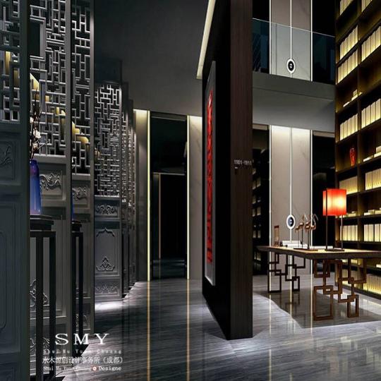 精品酒店设计施工经验分享—水木源创