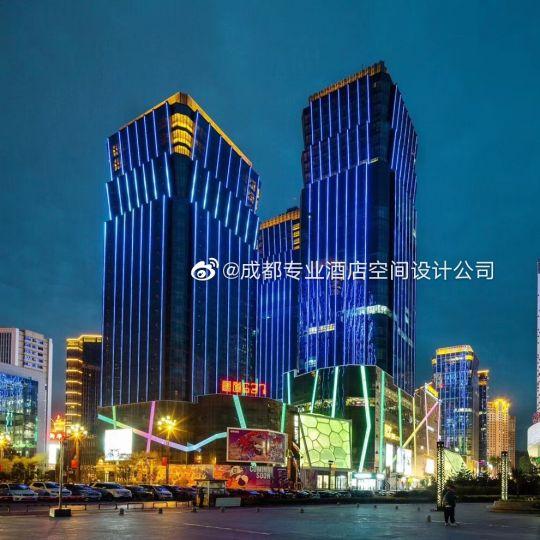 西宁酒店设计-唐道博丽雅布国际酒店实景图