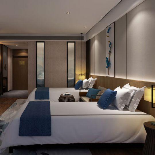 重庆酒店设计-柏特酒店