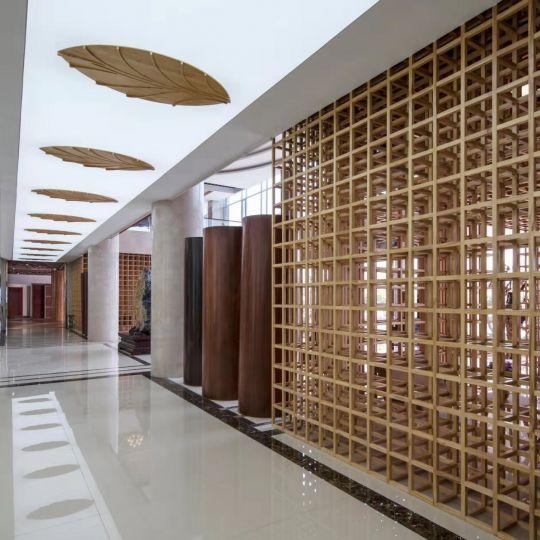 项目名称:山东韩宇来集团绿色智能展厅