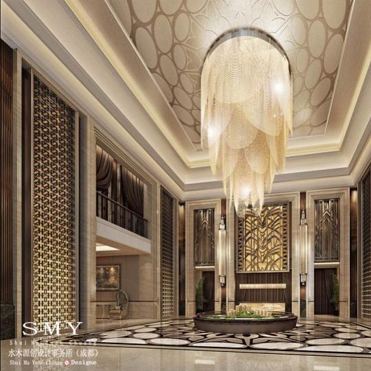法式酒店风格的特点—水木源创