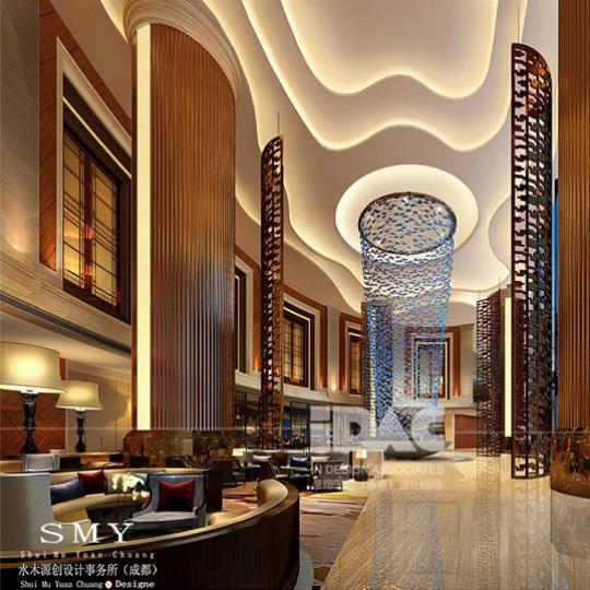 这么热的天,这么设计让酒店凉快又环保—水木源创