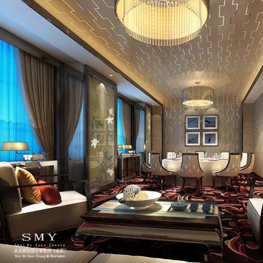 宜宾酒店设计公司排名—水木源创