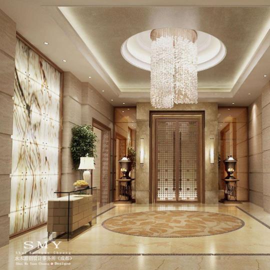 从酒店定位到酒店布局的设计—水木源创