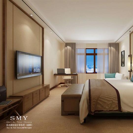 酒店风格的设计选择公司要慎重—水木源创