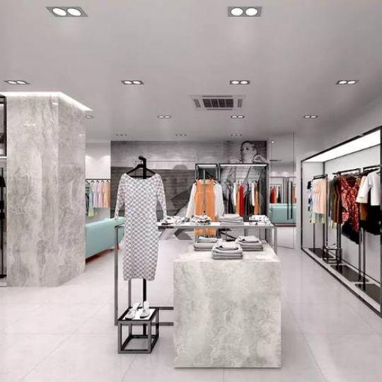 成都服装店设计公司——AMR服装店