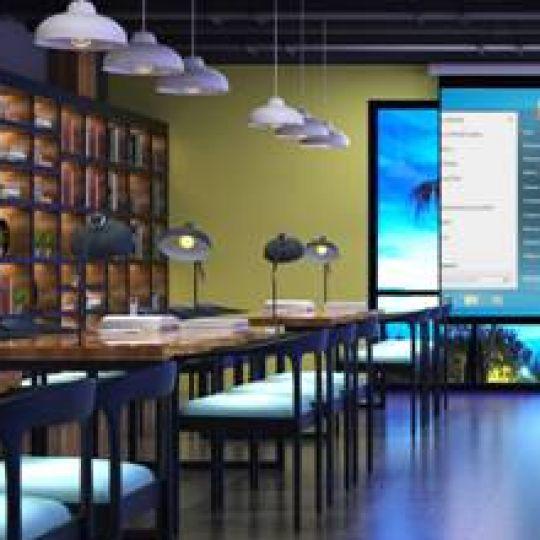 L&HP照明设计 乐雷光电(中国)有限公司应用中心室内与照明设计案例