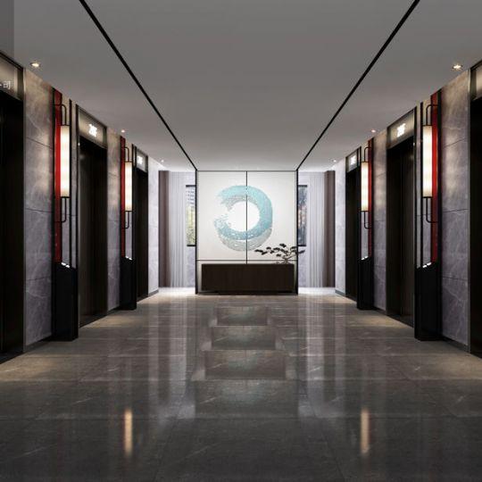 重庆酒店设计|重庆酒店装修-柏特酒店