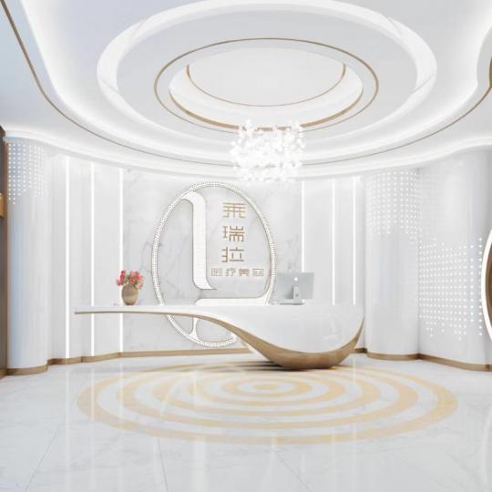 西安医疗美容院设计——莱瑞拉医疗美容院