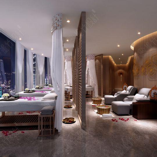 西安泰式spa设计公司——丽笙酒店泰式SPA